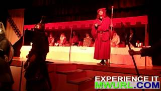Abbey Medieval Banquet Highlights