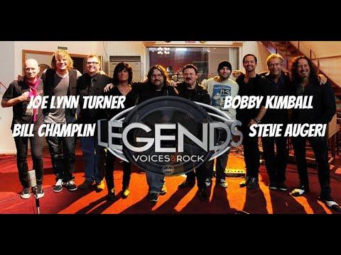 LEGENDS OF ROCK Live at X-LEVEL STUDIOS - Promo