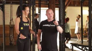 trx duo trainer with kelly starrett