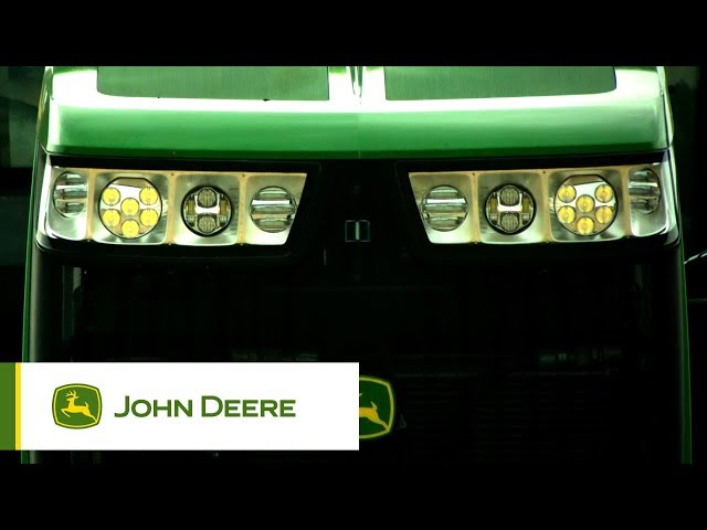 Ciągniki serii 9R, 9RT, 9RX | John Deere