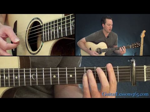 The Beatles - Strawberry Fields Forever Guitar Lesson