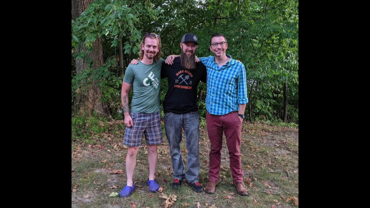Download Episode 6: Pre Marji Gesick Fresh Meat with Brett Miller