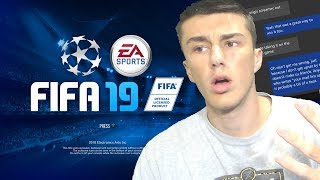 50 THINGS WE DONT WANT IN FIFA 19