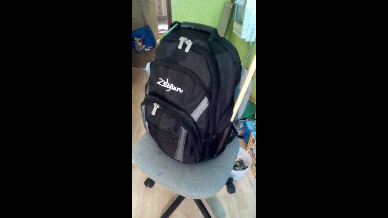 Zildjian Backpack Laptop JEM6Yl5