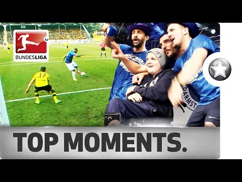Top Moments Darmstadt - Obama's Favourite European Football Club