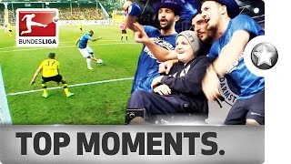 Top Moments Darmstadt - Obama