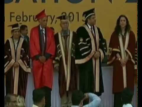 First Convocation at AMITY UNIVERSITY GURGAON Part 4
