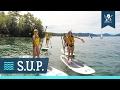 SUP on Lake George at Adirondack Camp