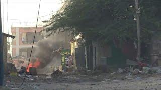 أكثر من عشرة قتلى في الهجوم على فندق في مقديشو