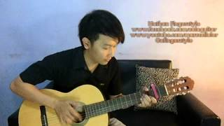 Mendem Kangen - Nathan Fingerstyle Solo Gitar Cover dangdut