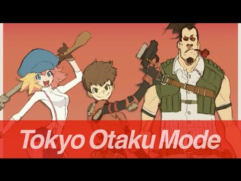 Red Ash Magicicada by STUDIO4℃ Kickstarter Pitch Video