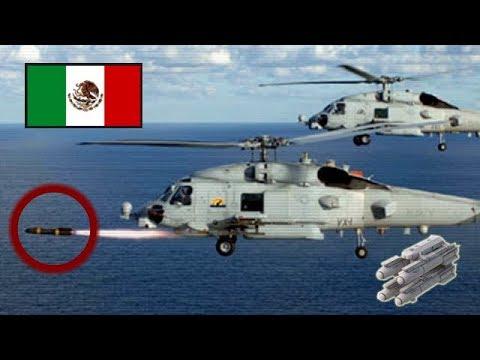 Los Misiles para los Seahawk de la Marina Armada de México [2018]