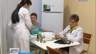 Прививку от гриппа можно сделать в челябинских ТРК
