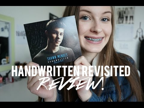 Shawn Mendes Handwritten Revisited Album Review! |MIDORIYUKIDAWN