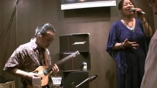 次回のvo阪井楊子g村山義光Duo Live告知 ☆2015年9月16日(水)20:00~西九...