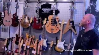 New Kings Road Guitars / Richie Sambora Guitar Collection For Sale / Vintage & Rare