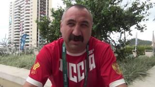 """""""В моей команде в Рио приехали пассажиры. Туристы!"""" (интервью Лебзяка)"""