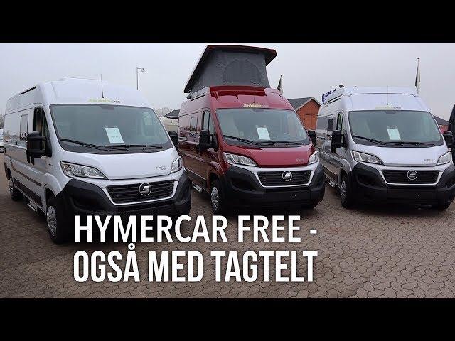 HymerCar fra Fritidsbiler.dk