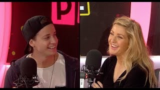ellie goulding kygo tell us all about their first times