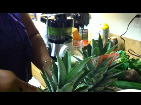 How To Juice - Fusion Juicer Review