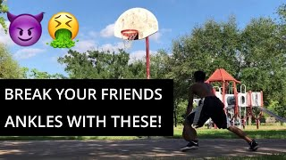 Creative 1v1 Basketball Moves To Destroy Your Defender!! | JP Productions