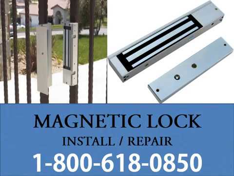 Free Estimate Access Control Magnetic Lock Door Closer
