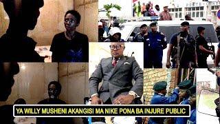 Exclusif : Willy Musheni Akangisi Ma Nike Pona Ba Injure Public + Niamakor Toujours Na Prison