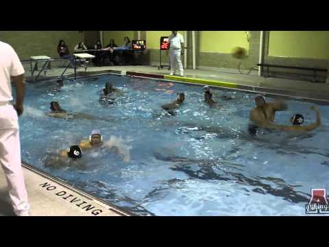 Amundsen High School Boys Water Polo Meet 3-24-2014