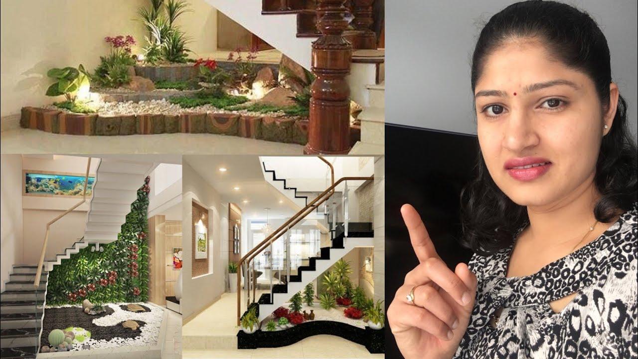 Top 100 Amazing Garden Designs Under Staircase Unique Under Stair Plants Decor Ideas Indoor Plants Youtube