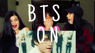 "Gambar cover BTS (방탄소년단) - ""ON"" KINETIC MANIFESTO FILM : COME PRIMA 