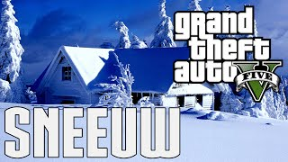 GTA V Online - SNEEUW IN LOS SANTOS! (GTA 5 Multiplayer #27)