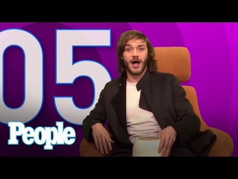 Lorenzo Richelmy s Off Kung Fu Moves   People