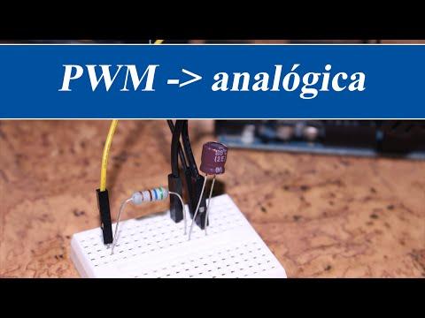 Salida ANALÓGICA en Arduino