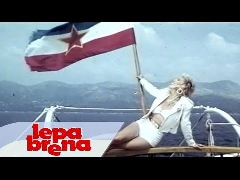 Lepa Brena - Jugoslovenka - (Official Video 1989)