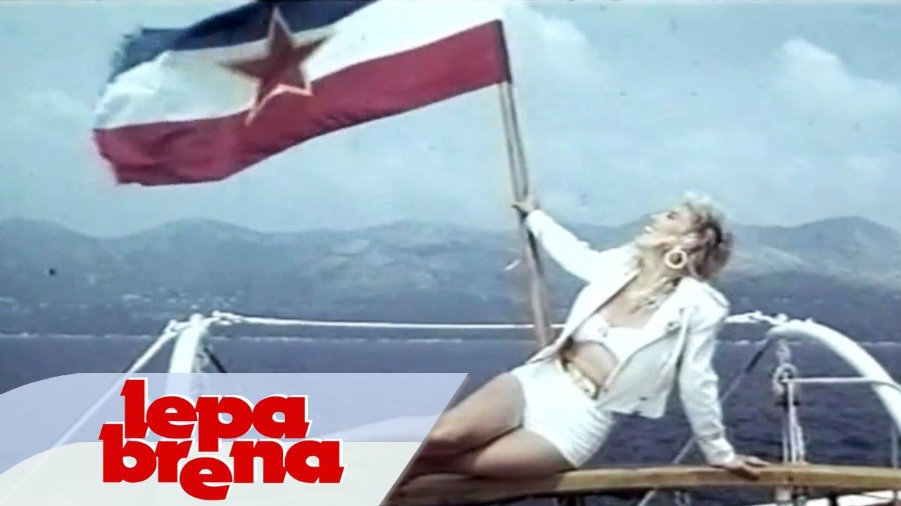 Lepa Brena Jugoslovenka Official Video 1989 Youtube