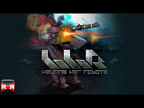 Walking War Robots (By Pixonic LLC) - iOS - Unlimited Upgrades Gameplay Video
