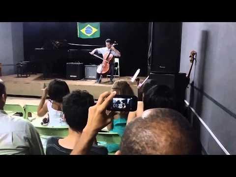 Recital Filipe Sá - preludio nº 1 (com imagem estabilizada)
