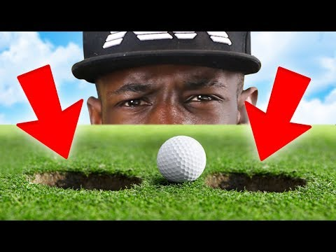 EVERY PUTT MOVES THE HOLE?!?!?
