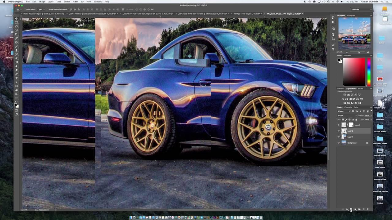 Photoshop tutorial mini car photoshop walk through youtube photoshop tutorial mini car photoshop walk through baditri Image collections