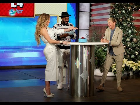 Jennifer Lopez and Ellen Play '5 Second Rule' – Extended Version Mp3