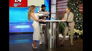 Jennifer Lopez and Ellen Play '5 Second Rule' - Extended Version