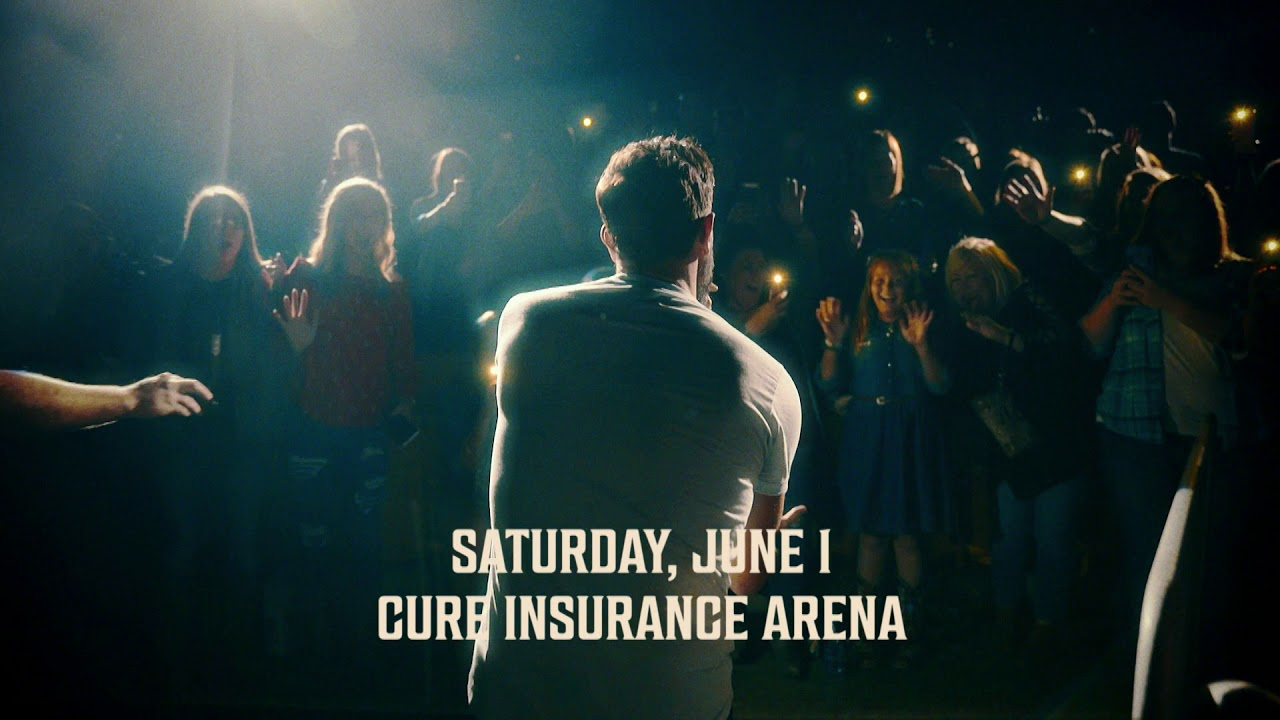Upcoming Events: Old Dominion Make It Sweet Tour | CURE Insurance Arena