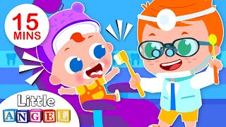 I Want to be a Dentist | Jobs & Occupations Songs for Kids I...