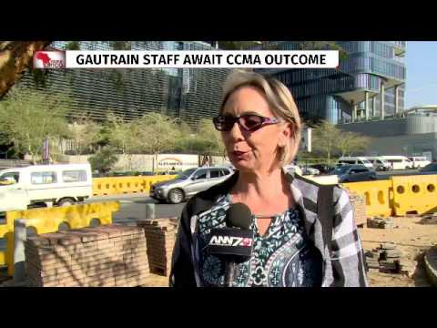 Strike action looms at Gautrain