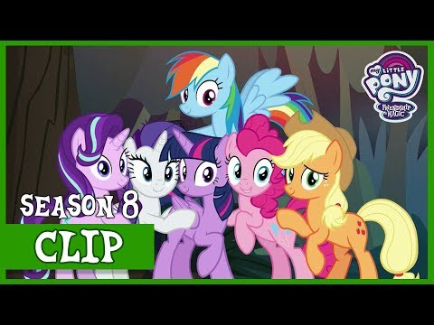 The Mane 7 Reconcile (The Mean 6) | MLP: FiM [HD]