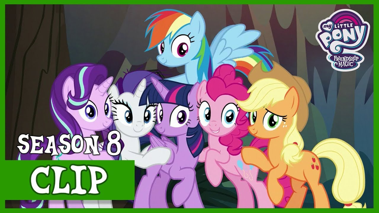 my little pony friendship is magic the mean 6