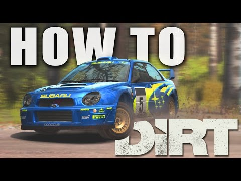 How to DiRT - DiRT Rally Beginners tips!