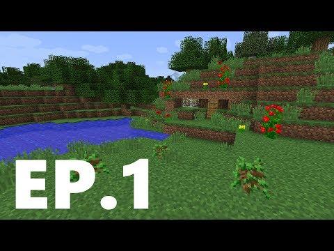 VFW - Minecraft เอาชีวิตรอดในโลกมายคราฟ 1.12.2 EP.1