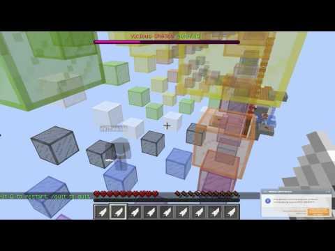 Minecraft Мини Игра Смертельный паркур
