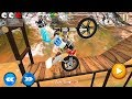 Tricky Bike Racing With Crazy Rider 3D Game || Bike Stunts Games || Motocross bike games To Play